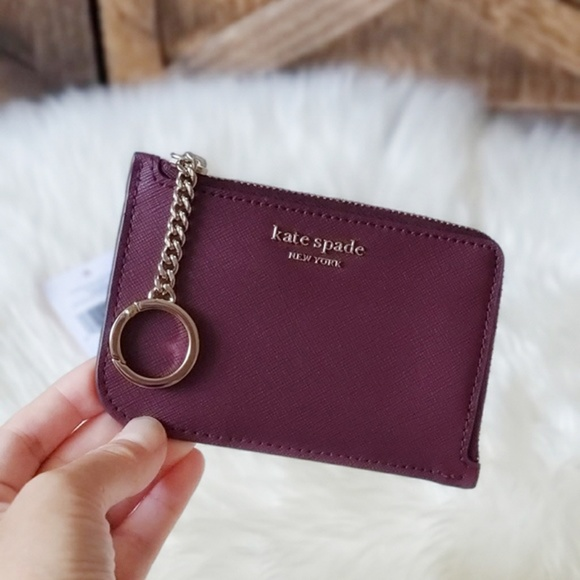 kate spade Accessories - Kate Spade I-Zip Card Holder Cameron Wristlets